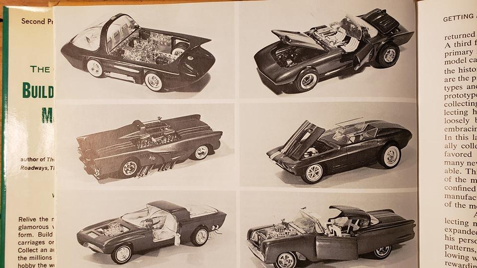 Vintage built automobile model kit survivor - Hot rod et Custom car maquettes montées anciennes - Page 13 65910110