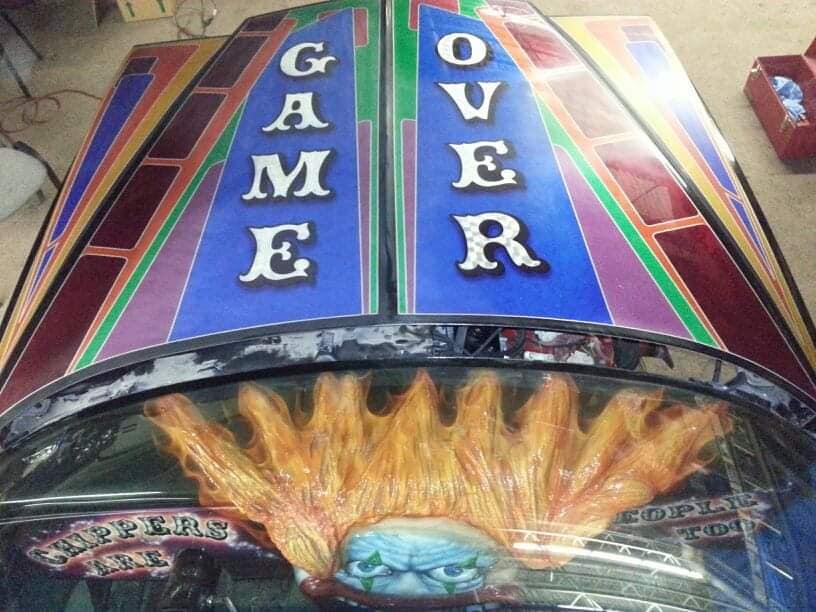 auto's crazy paint - peinture de fou sur carrosseries 66158610