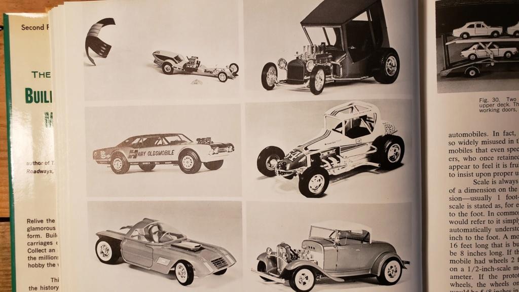 Vintage built automobile model kit survivor - Hot rod et Custom car maquettes montées anciennes - Page 13 66371410