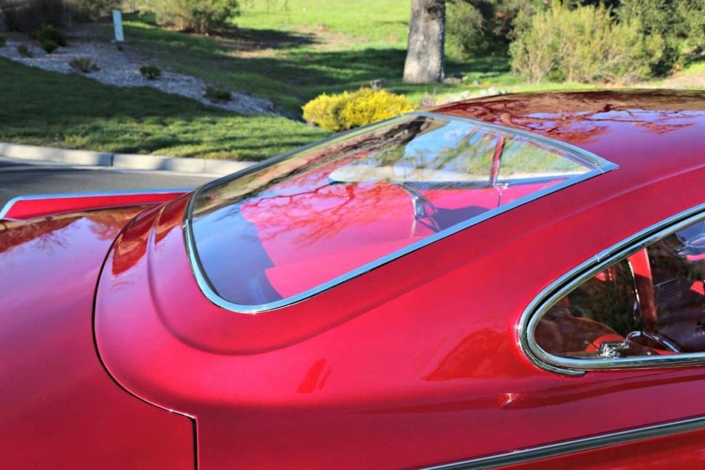 1963 Ford Thunderbird Italien Fastback Concept Car 66523811
