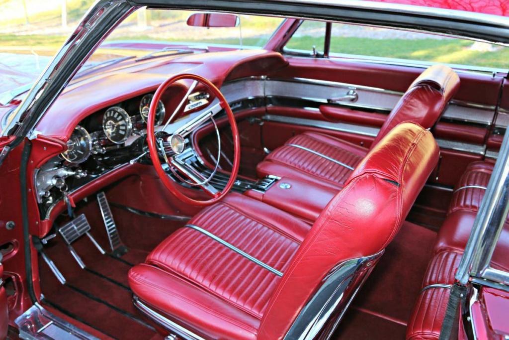 1963 Ford Thunderbird Italien Fastback Concept Car 66523813