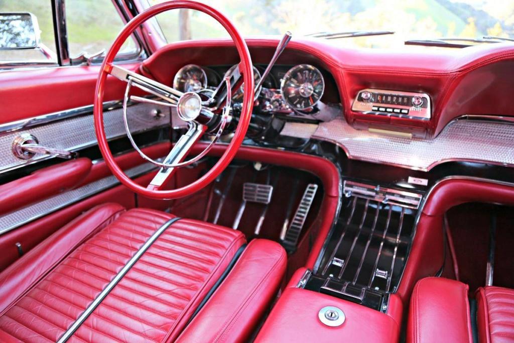 1963 Ford Thunderbird Italien Fastback Concept Car 66523814