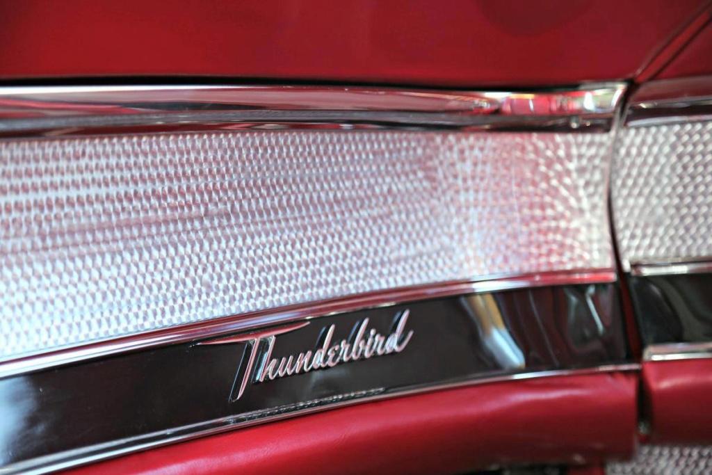 1963 Ford Thunderbird Italien Fastback Concept Car 66523912