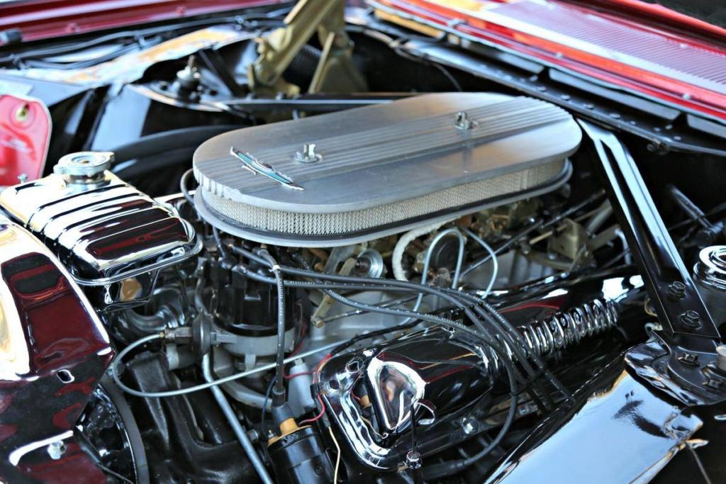 1963 Ford Thunderbird Italien Fastback Concept Car 66523914