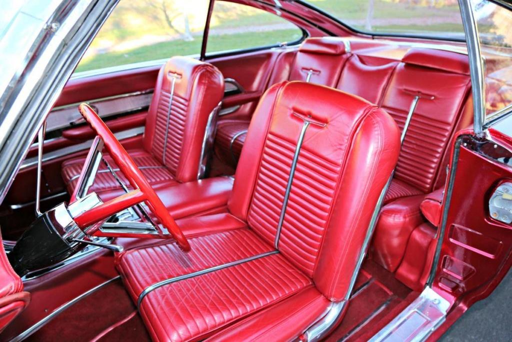 1963 Ford Thunderbird Italien Fastback Concept Car 66523916