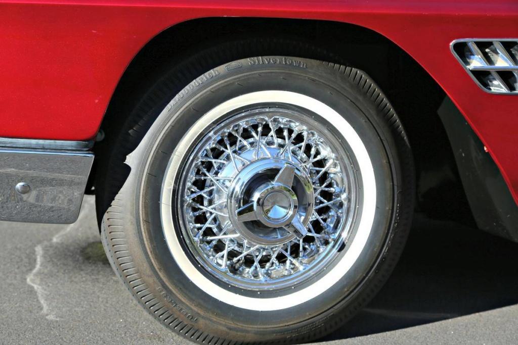 1963 Ford Thunderbird Italien Fastback Concept Car 66523926
