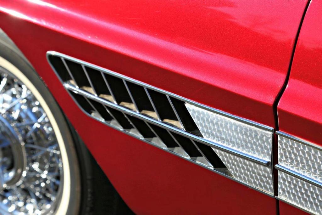 1963 Ford Thunderbird Italien Fastback Concept Car 66523927