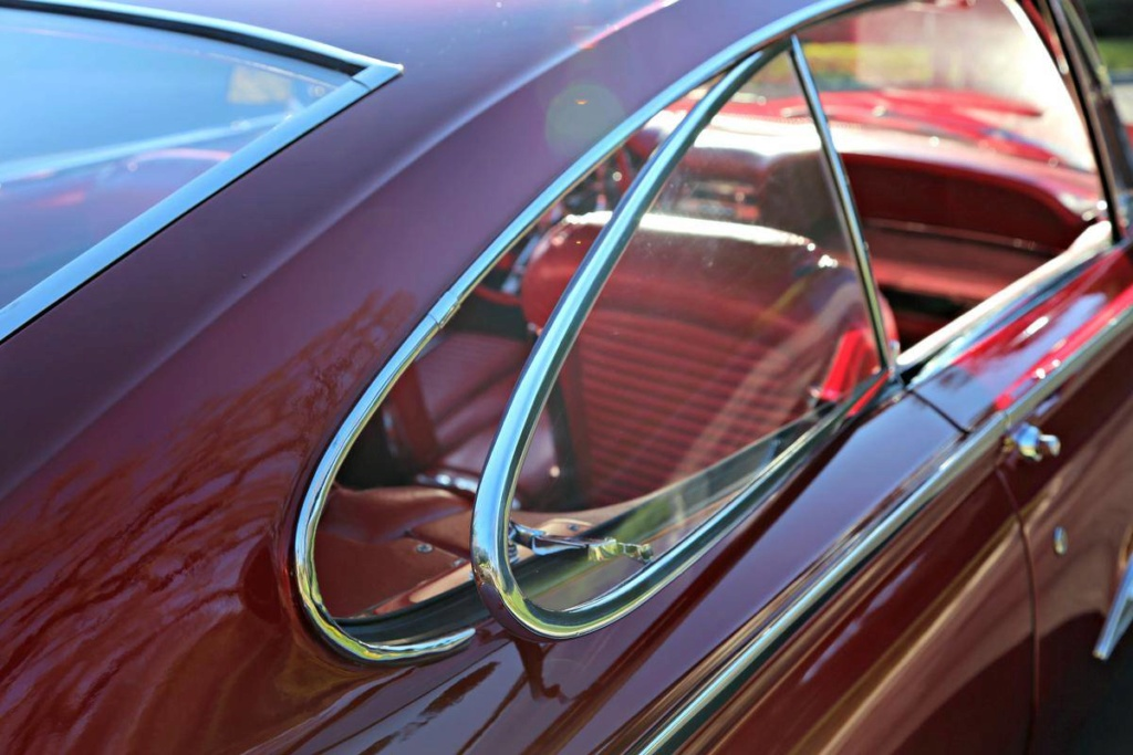 1963 Ford Thunderbird Italien Fastback Concept Car 66523931