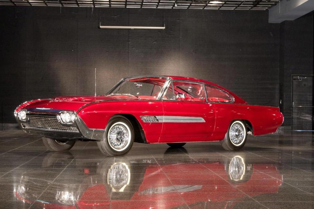 1963 Ford Thunderbird Italien Fastback Concept Car 66523933