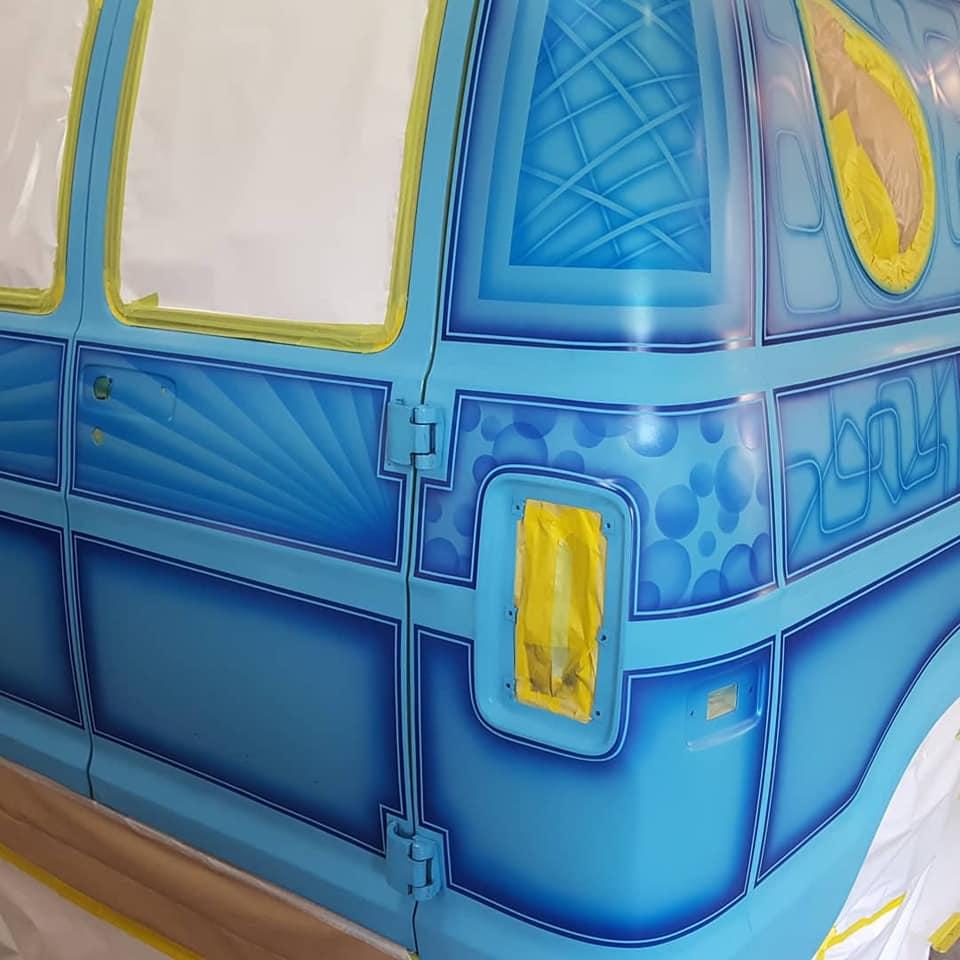 auto's crazy paint - peinture de fou sur carrosseries - Page 2 67066710