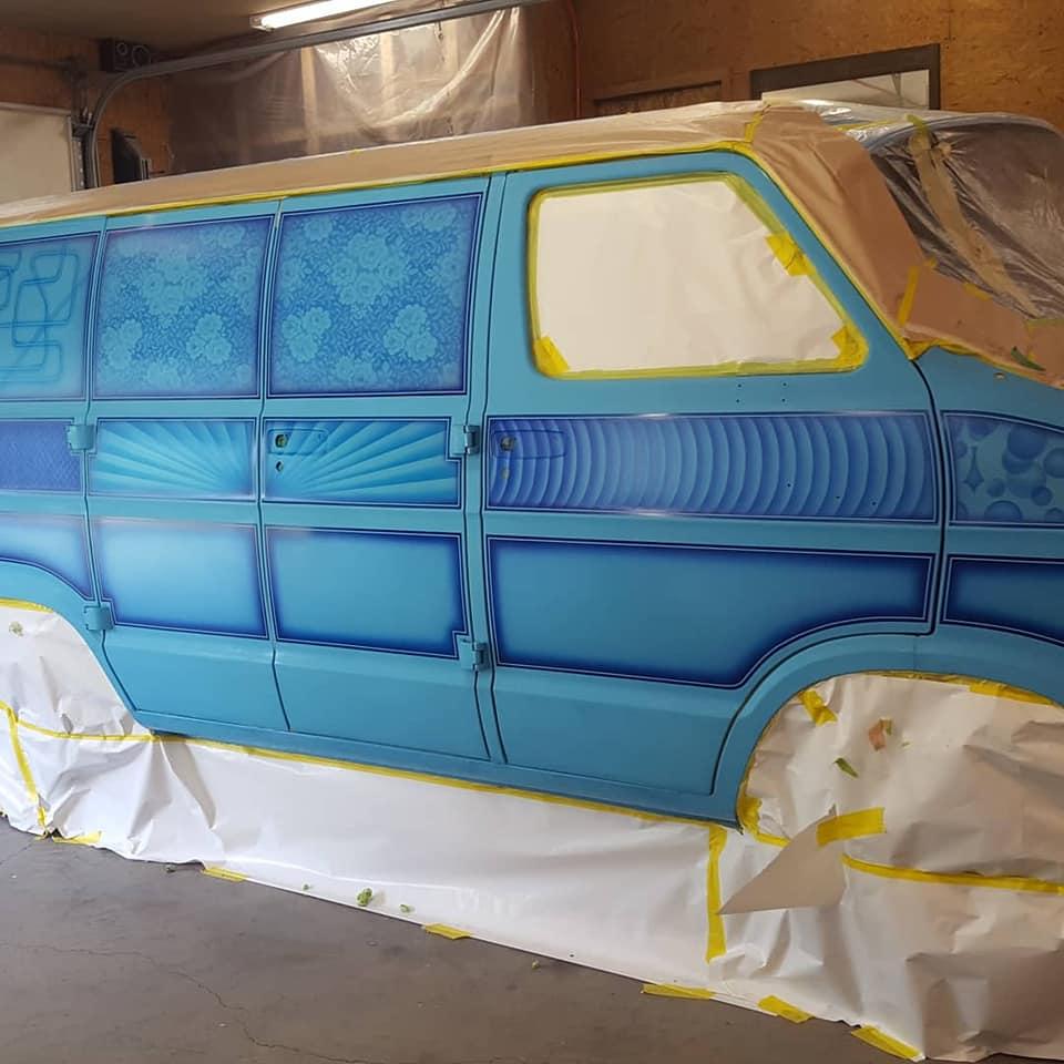 auto's crazy paint - peinture de fou sur carrosseries - Page 2 67104110