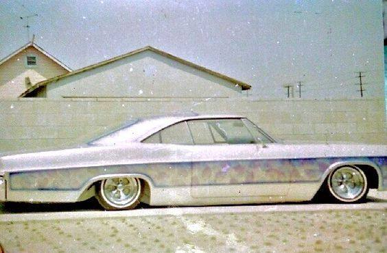 custom cars in the street - in situation ( vintage pics 1950's & 1960's)  - Page 6 67261810