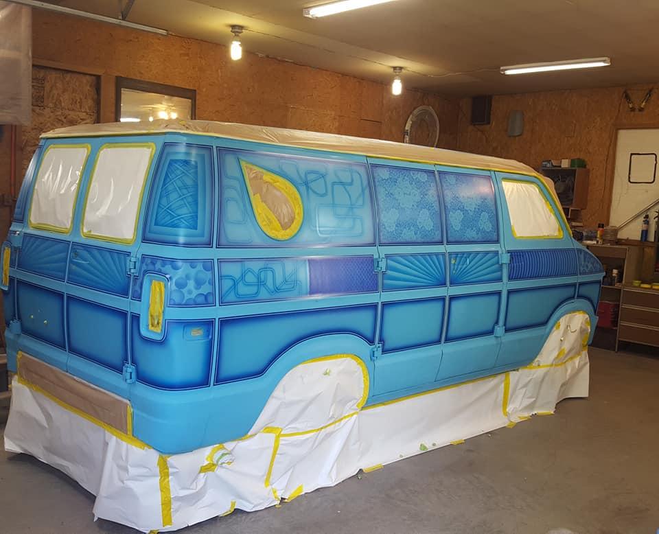 auto's crazy paint - peinture de fou sur carrosseries - Page 2 67268610