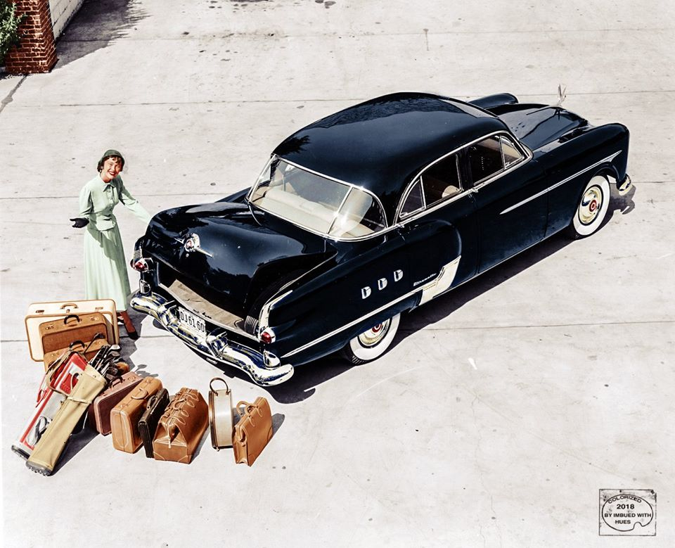 B & W Classic cars and vintage pics colorized by Imbued with hues 67485710