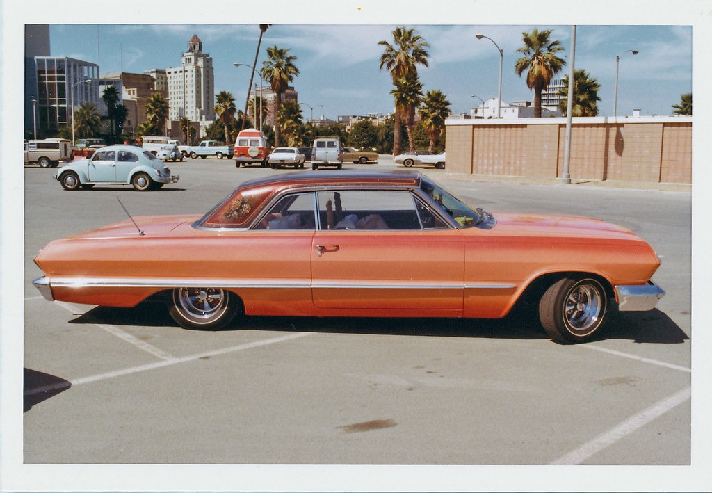 Howard Gribble - photographer and a lowrider and custom car historian from Torrance, California - Page 2 68298810