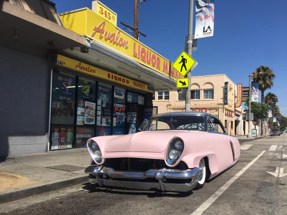 Lincoln  1952 - 1955 custom & mild custom - Page 2 69205010