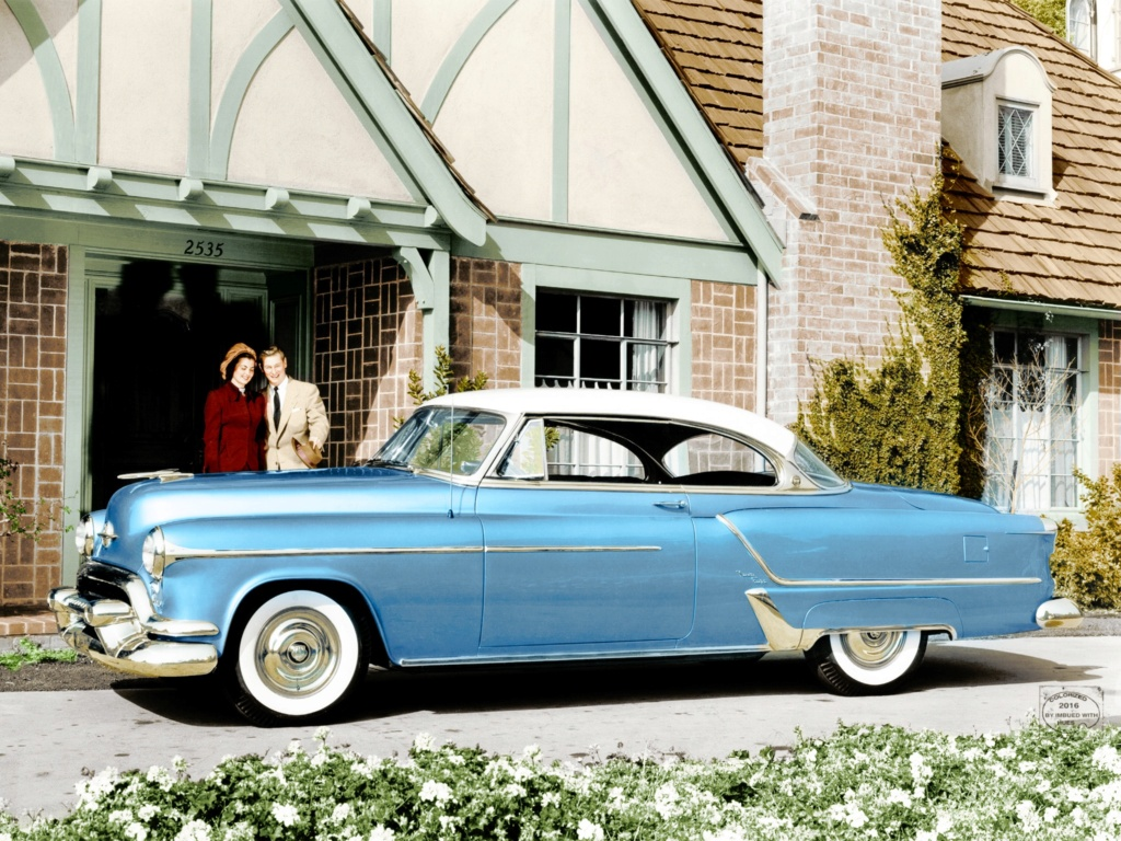 B & W Classic cars and vintage pics colorized by Imbued with hues 69337510
