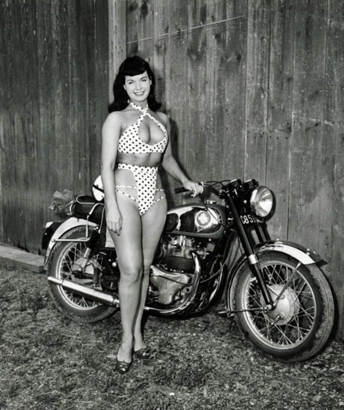 Betty Page 69405210