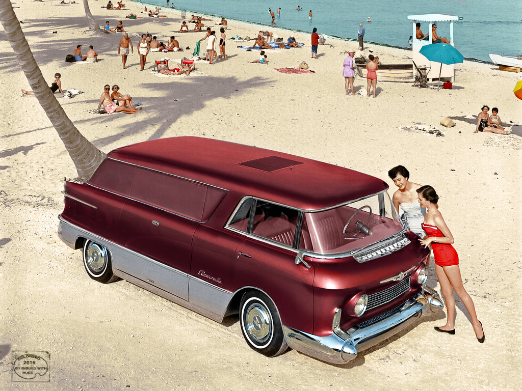 B & W Classic cars and vintage pics colorized by Imbued with hues 69716610