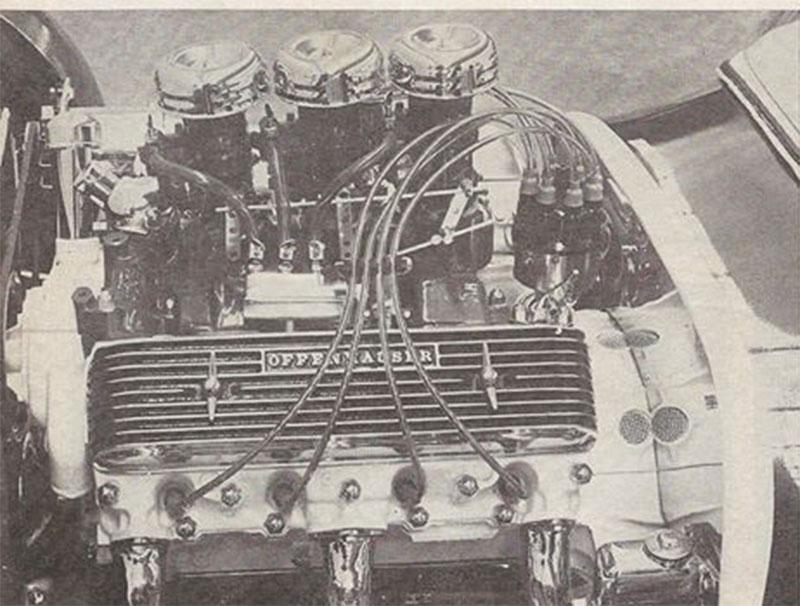 John Burnes, The Manta Ray - 32 Ford radical show rod Bat - Toronto, Ont. Car Craft, Jul 1963 6bat10