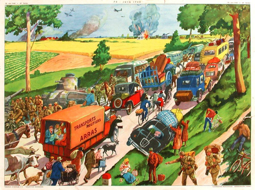 Affiches (tableaux)  pédagogiques Editions Rossignol 1946 - 1970s 6c04e410