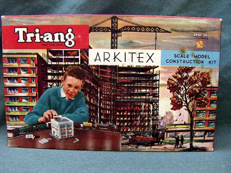 ARKITEX - Triang - Jeu de constructions 6e0b0b10