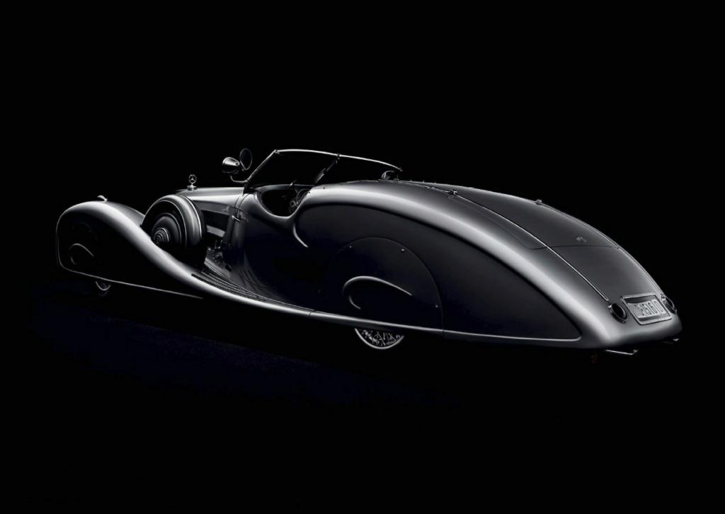 Mercedes-Benz 500K Erdmann and Rossi Streamline Roadster  - 1936  6jooyl10