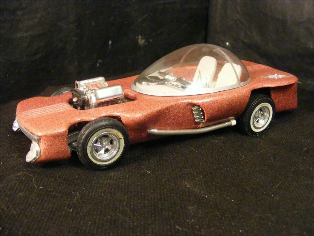 Vintage built automobile model kit survivor - Hot rod et Custom car maquettes montées anciennes - Page 13 6k10