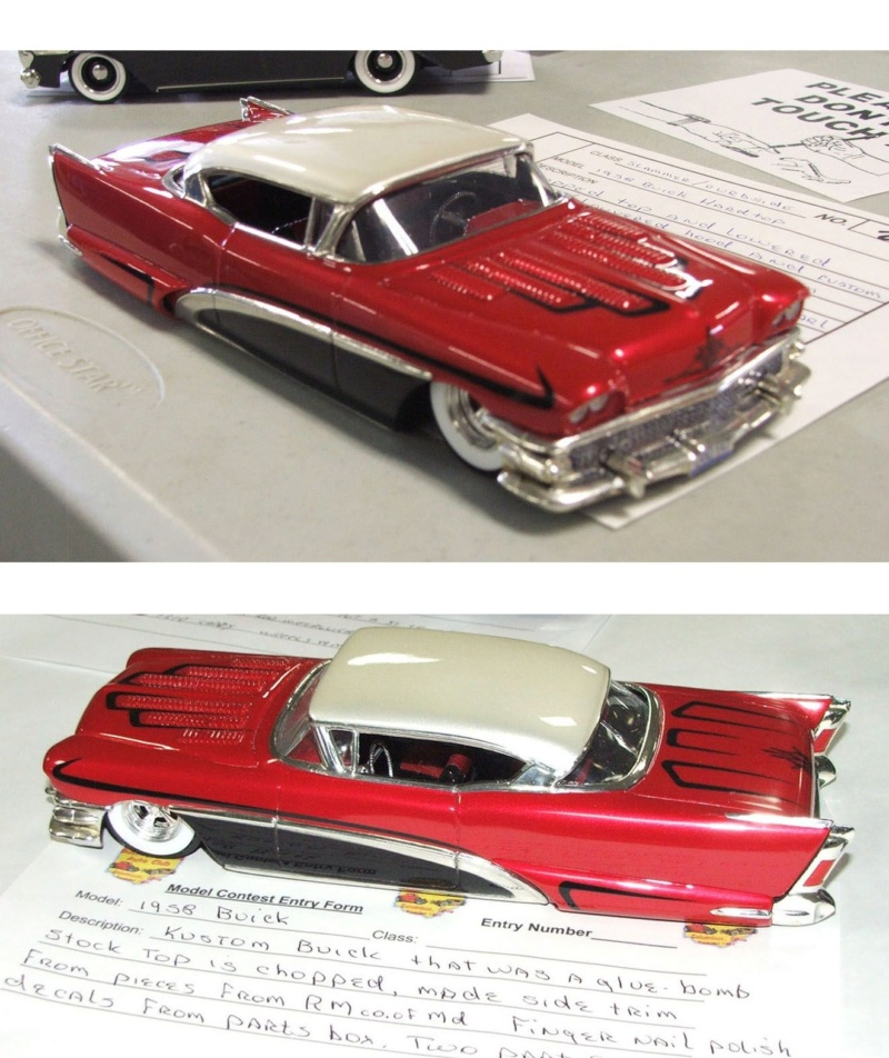 Model Kits Contest - Hot rods and custom cars - Page 2 70362b10