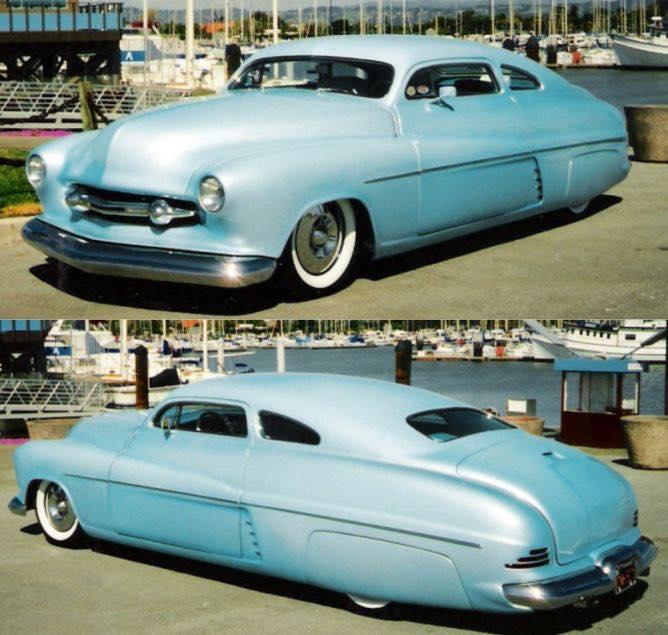 Mercury 1949 - 51  custom & mild custom galerie - Page 33 70659310