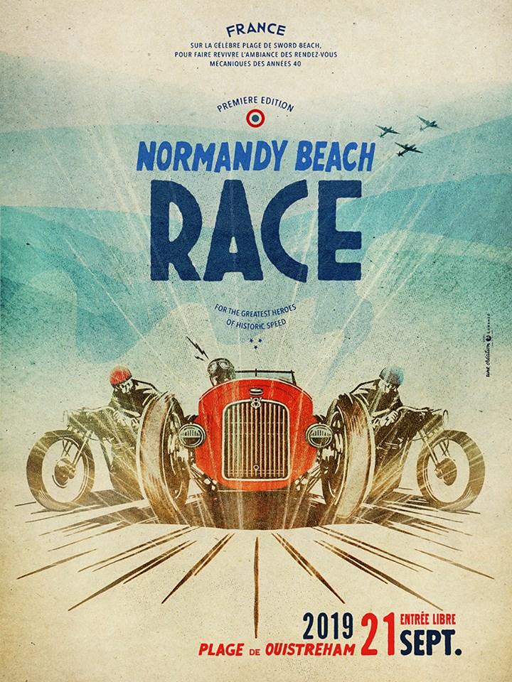 Normandy Beach Race . Ouistreham - 09 - 2019 70920310
