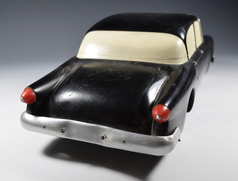 Vintage Auto Design Car Model Fisher Body Competition Streamline Futuristic 1950 712