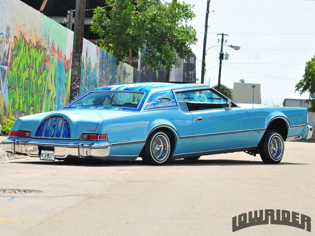 Lincoln Continental Mark 3, 4 & 5 Low Rider 71698210