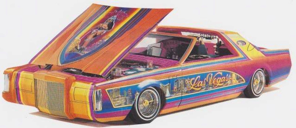 Lincoln Continental Mark 3, 4 & 5 Low Rider 71706510