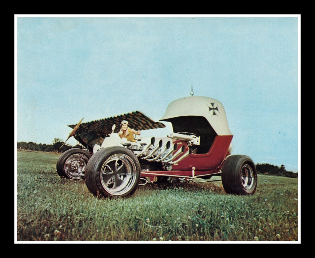 Hot Rod Show World Program, 1970 71745611