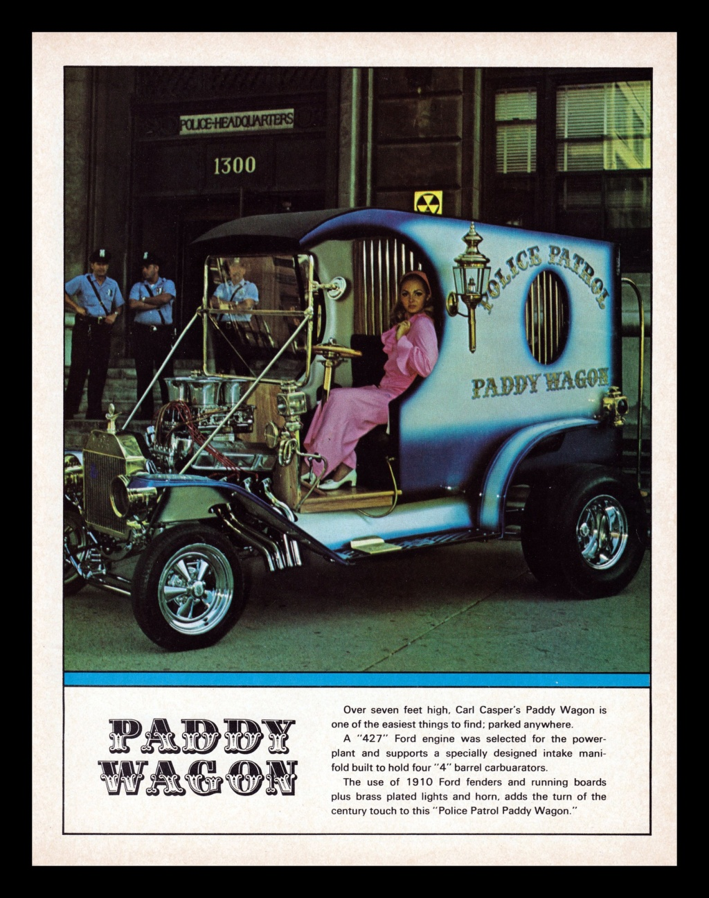 Hot Rod Show World Program, 1970 71745813