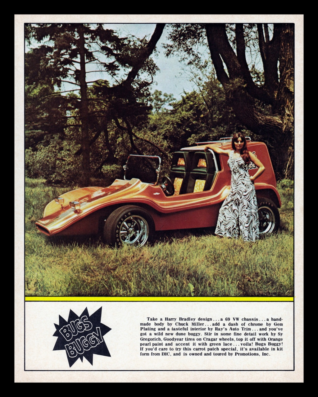 Hot Rod Show World Program, 1970 71746611