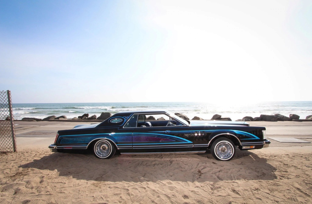Lincoln Continental Mark 3, 4 & 5 Low Rider 71808910