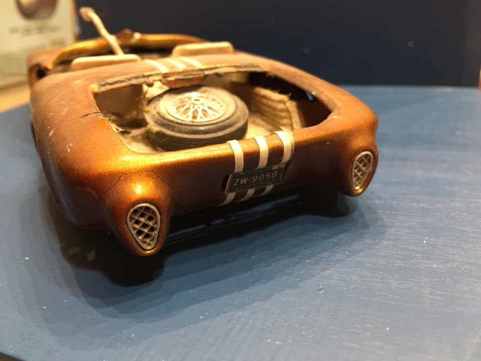 Vintage built automobile model kit survivor - Hot rod et Custom car maquettes montées anciennes - Page 14 71828510