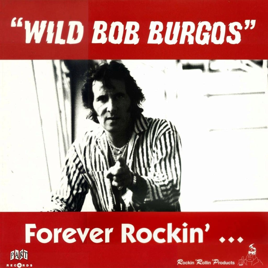 Wild Bob Burgos and his Houserockers - UK Rock 'n'roll and rockabilly revival 71832d10
