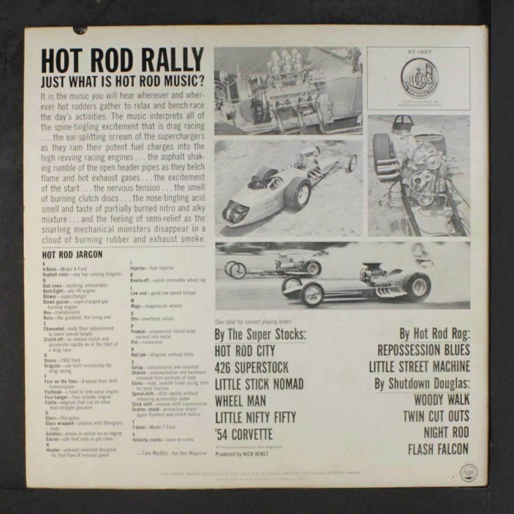 Records with car or motorbike on the sleeve - Disques avec une moto ou une voiture sur la pochette - Page 11 71niaz10