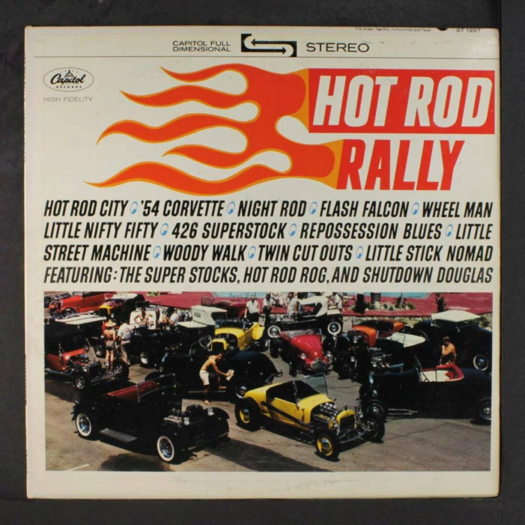 Records with car or motorbike on the sleeve - Disques avec une moto ou une voiture sur la pochette - Page 11 71zboq10