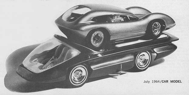 Vintage built automobile model kit survivor - Hot rod et Custom car maquettes montées anciennes - Page 14 72198810