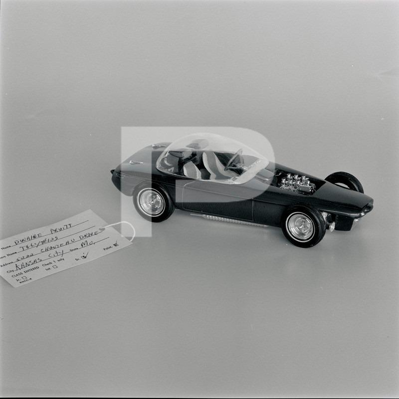 Vintage built automobile model kit survivor - Hot rod et Custom car maquettes montées anciennes - Page 14 72208910