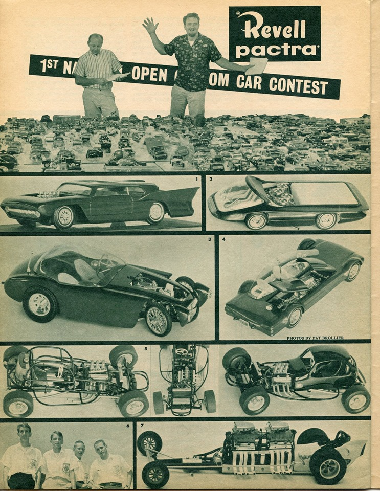 Vintage built automobile model kit survivor - Hot rod et Custom car maquettes montées anciennes - Page 14 72248810