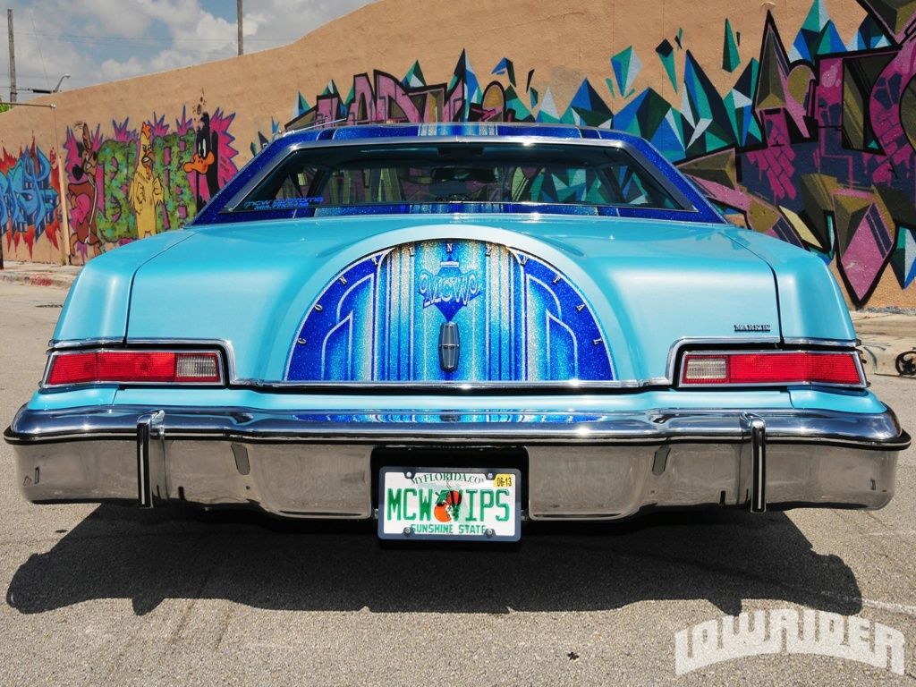 Lincoln Continental Mark 3, 4 & 5 Low Rider 72296210