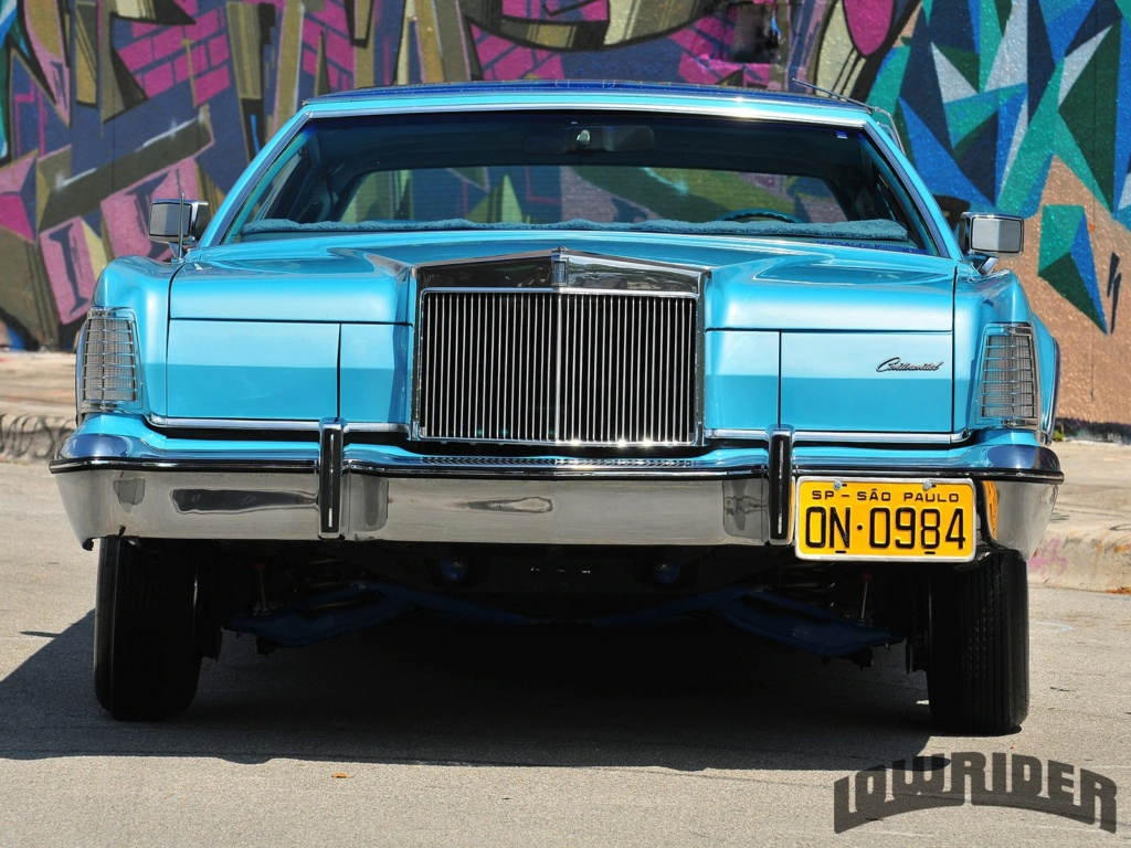 Lincoln Continental Mark 3, 4 & 5 Low Rider 72350810