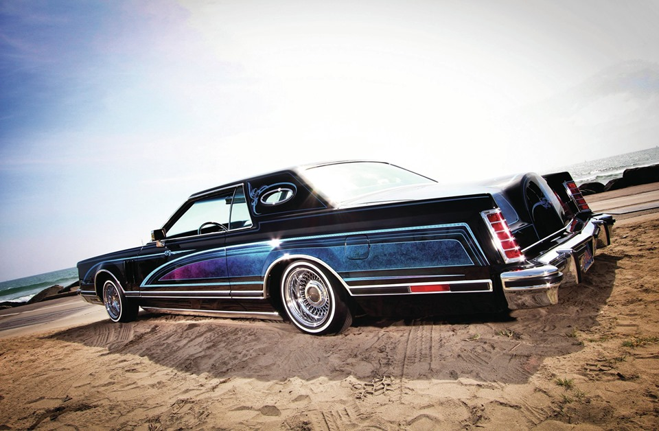Lincoln Continental Mark 3, 4 & 5 Low Rider 72397110