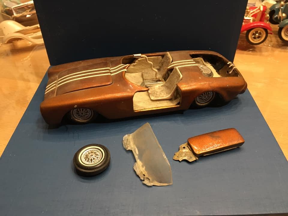 Vintage built automobile model kit survivor - Hot rod et Custom car maquettes montées anciennes - Page 14 72549110