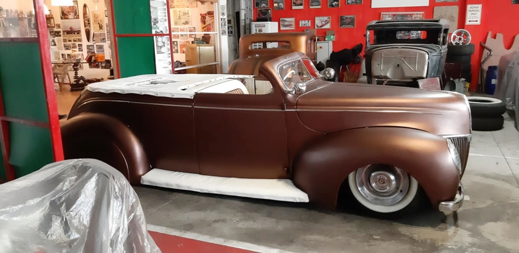 Ford & Mercury 1939 - 40 custom & mild custom - Page 9 72592910
